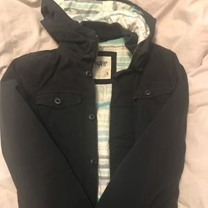 Light Black TNA jacket